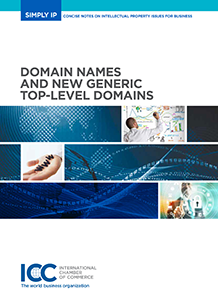 Domain names and new generic top-level domains - SIMPLY IP - Concise notes on IP issues for business