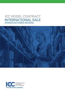 ICC Model International Sale Contract - Manufactured Goods