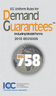 Uniform Rules for Demand Guarantees URDG - 2010 revision