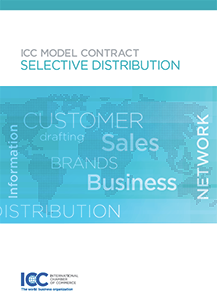 ICC Model Contract Selective Distribution