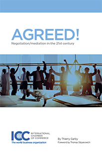 Agreed! Negotiation/mediation in the 21st century