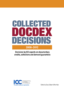 Collected DOCDEX Decisions 2009-2012