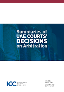 Summaries of UAE Court's Decisions on Arbitration
