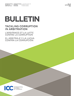 Extracts from ICC Arbitral Awards Relating to Bribery and Corruption