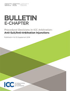 Anti-Suit/Arbitration Injunctions