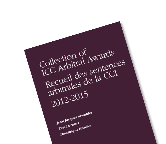 Collection of ICC Arbitral Awards 2012-2015